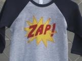 ZAP! Raglan Shirt