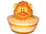 Playful Lion Rubber Duck Glycerin SOAP