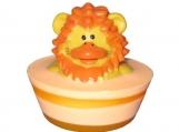 Playful Lion Rubber Duck Glycerin SOAP