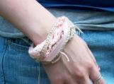 Girlie Swirl Bracelet