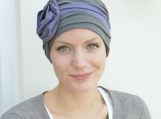 Chemo hat - Selina pre-tied fashion turban for cancer patients