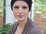 Chemo headwear pretty and stylish - Kimmy - many cols. and sizes