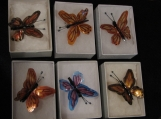 Butterfly Pendants/pins
