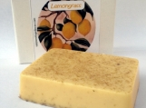 Lemongrass, Rosemary and Tea tree oil soap
