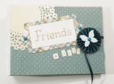 Friends Scrapbook Mini Album