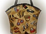Tootles Boutique Bag - Fashionista Designer Fabric