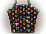 Tootles Boutique Bag - Hot Picks by Michael Miller Very Rare