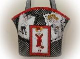 Tootles Boutique Bag - Loralie Harris Designer Fabric Ladies 2