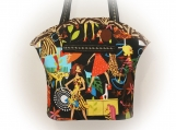Tootles Boutique Bag - Urban Jungle Alexander Henry Design