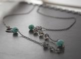 Spaces necklace