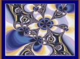 Art Design Cross Stitch Pattern