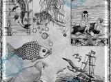 Tales of the Sea Vintage Digi Set