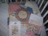Victorian Patchwork Three Piece Gift Set