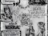 """Go Ask Alice"" Digi Image and Word Art Set"