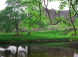 Bolton's Abbey in UK, Photo Print 8' x 6'