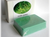 Spring grass soap 4 ounce bar