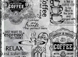 """Coffee Take me Away"" Digi Image and Word Art Set"