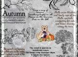 """Hello Autumn""  Digi Image and Word Art Set"