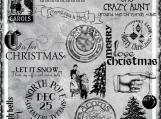 """""""Merry Christmas"""" Digi Image and Word Art Set"""