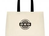 DKO logo tote bag