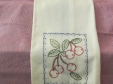 Cheerful Cherry Kitchen Towel