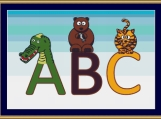 A B C Cross Stitch Pattern