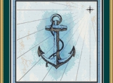 Anchor Cross Stitch Pattern