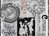 Christmas Mega Digi Sayings and Vintage Images Kit