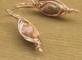 Rose Jasper in Copper