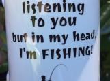 Fisherman's Sublimation Mug
