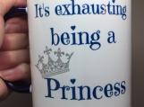 Sumblimation Mug --Princess