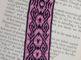 Black and pink Bookmark