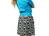 Sci-Fi Aliens Unisex Pocket Skirt