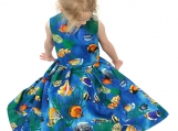Twirly Dress Sea Princess, Under the Sea Dress