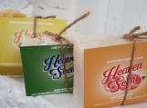 Handmade Citrus Coconut Oil Soap