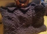 Ripples N Waves Crochet Purse