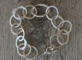 Molten Organic Bracelet