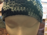 Crocheted Copley Square Hat