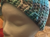 Crochet Loopy Stitch Hat