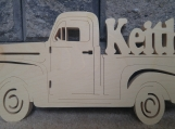 Personalized Pickup Truck