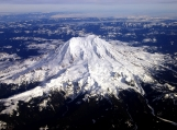 Mt Rainier  Free Shipping