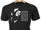 If She's Amazing, She Won't Be Easy... - Bob Marley T-Shirt