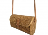 Bali Handwoven Rattan Bag, Shoulder Bags, Natural Ata Grass handcrafted Bag