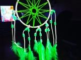 Green dreamcatcher