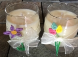 Pure Grace Decorative Soy Candles