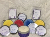 Scented Soy Candle, Lavender Vanilla