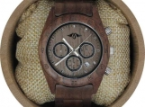 Angie Wood Creations Walnut Wood Men Watch,Wood Watch(W090)