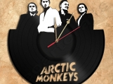 Arctic Monkeys Wall Clock Free Shipping