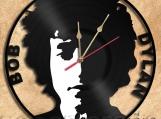 Bob Dylan Wall Clock Vinyl Record Clock Handmade