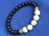 Bracelet B3 Grey Stone